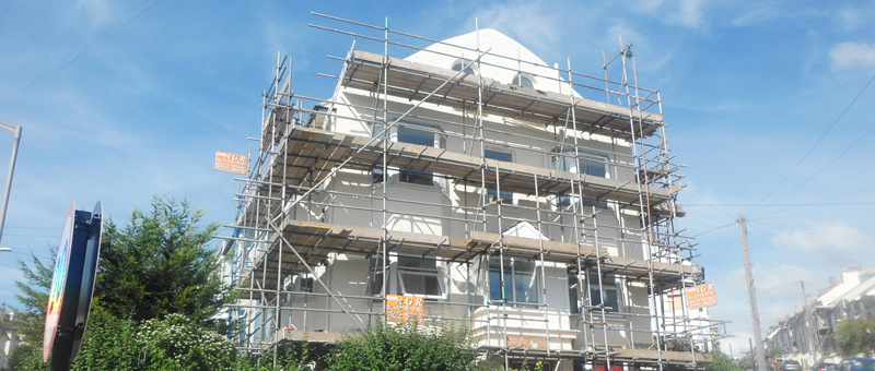 scaffolding in Haywards Heath