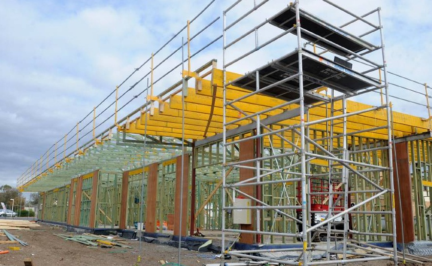 Scaffolding Horsham1