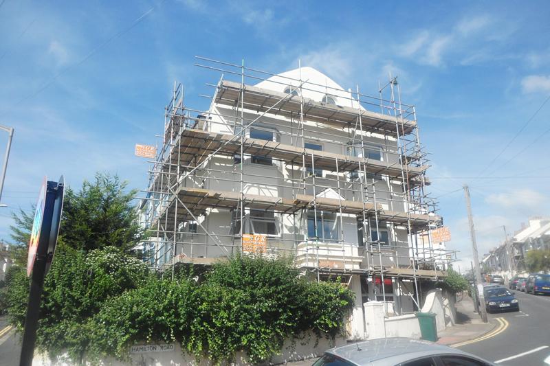 AGR scaffolding brighton